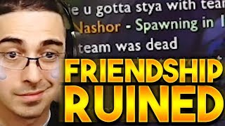 LEAGUE RUINED OUR FRIENDSHIP!!!!!! - Trick2g