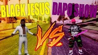 Download Video BLACK JESUS ПРОТИВ DAPO SHOW // REVENT-RP MP3 3GP MP4