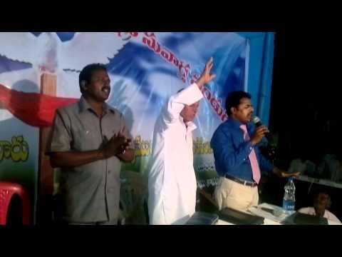 The Holy God Ministries India Pastor Johnson Veerapaneni.mp4