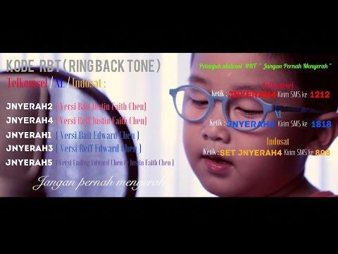 Edward Chen 陳國富 - Jangan Pernah Menyerah MV Feat. Justin Faith Chen