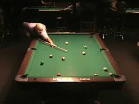 George Martinez vs Martin Bick - 1 Pocket