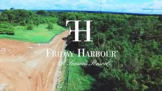 Friday Harbour's Golf Course Beginning To Take Shape