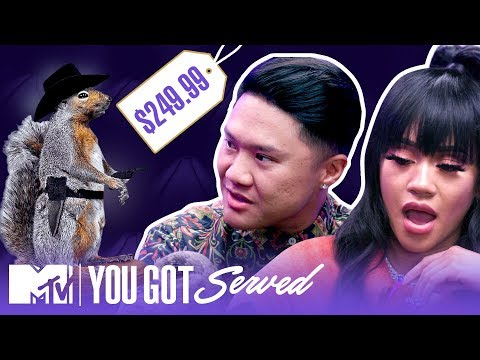 $249.99 vs. $46.88: Does Saweetie Know Taxidermy Better Than You? | MTV Access