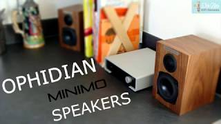 Ophidian Minimo Speakers (60 second review)