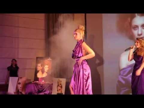 Haute Couture: Rene Furterer - Lissea (11.02.14, Sofia, Bulgaria)