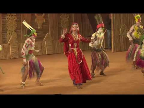 Folk Dances of WZCC 2017