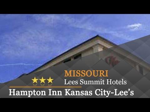 Hampton Inn Kansas City-Lee's Summit - Lees Summit Hotels, Missouri