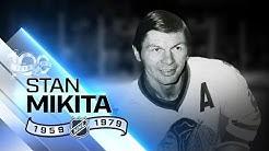 Stan Mikita Chicago's all-time leading scorer
