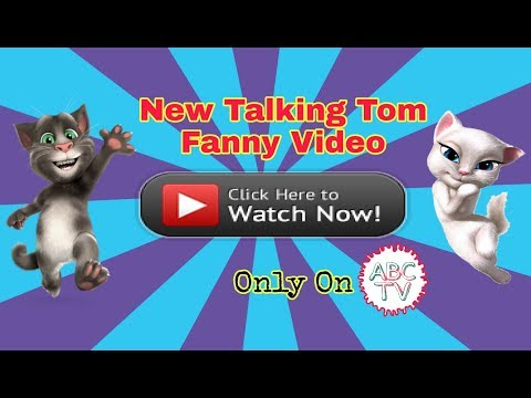 New Taiking Tom Fanny Video   নতুন টকিং টম ফান ভিডিও   Enamul Vlogs