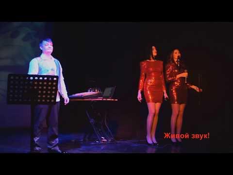 Серенада трубадура. Павел Соловьёв (Master Sound) и Виктория и Ирина Худошины.