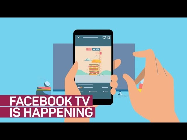 Facebook TV is happening, rivaling Netflix and YouTube