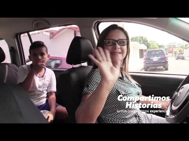 Mujer emprendedora Ginga Gutierrez, transporte escolar - ✅Venta de Autos General Automotors