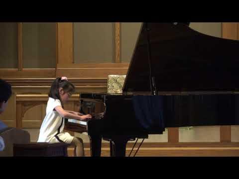 Katherine Shi(8) Haydn Sonata Hob.12 1st mv