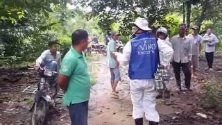 Máy phun khói Vino - Viko Diệt sâu bệnh cho cây trồng