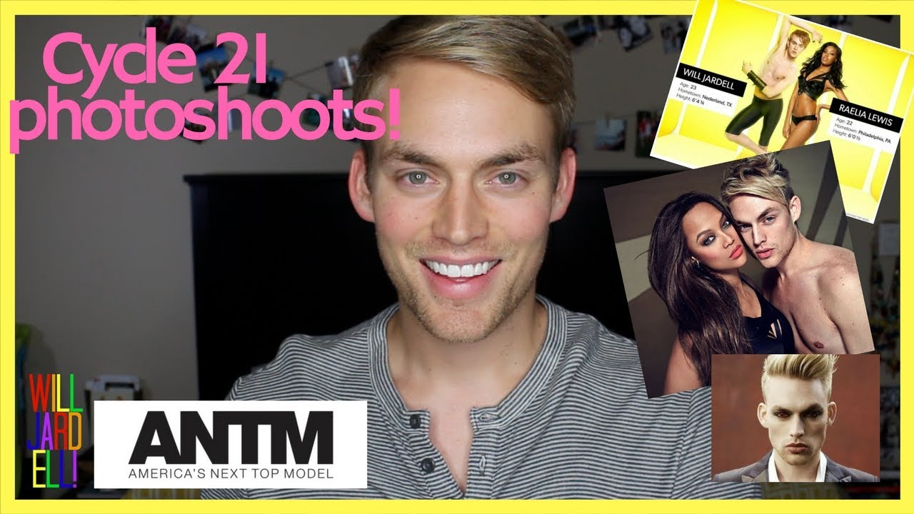 ANTM CYCLE 21 PHOTOSHOOTS | Top Model Tuesday