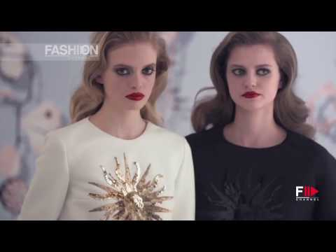 SCHIAPARELLI  Prêt à Couture Fall 2016 | The Embroidered T-shirts by Fashion Channel