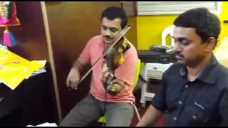 Vishaka sandeye violin Martin kottayam