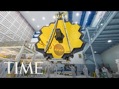 As Eclipse Watchers Look To The Sky, A New Age Of Telescopes Is Dawning | Solar Eclipse 2017 | TIME