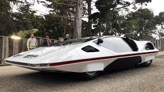 Невероятный автомобиль из 70-х. Даже не верится что его создали 49 лет назад.
