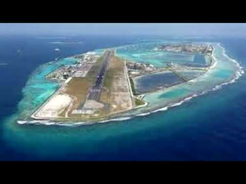 China Is Advancing It's Power  In The South China Sea, Aug 2016
