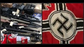 EXCLUSIVE: 'Arsenal' of assault rifles, snipers, Nazi memorabilia found in home of O.C. man