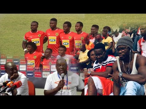 REACTIONS TO ASANTE KOTOKO'S WIN OVER ZESCO UNITED IN CAF CONFED CUP