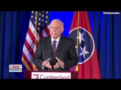 Full debate between Marsha Blackburn and Phil Bredesen in Tennessee