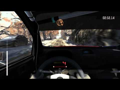DiRT Rally ADL League S02 R05 SS5 (Ford Fiesta RS Rally @ Monaco Pra d'Alart) 15.10.10