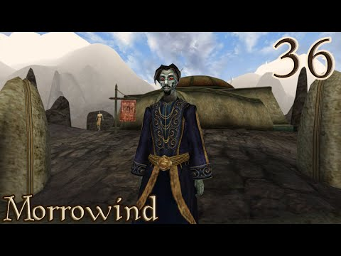 #36: Urshilaku Burial Caverns [ Morrowind — PC ]