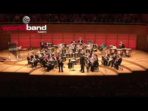 Black Dyke Band plays Time For Peace - Brass-Gala 2016 (5)