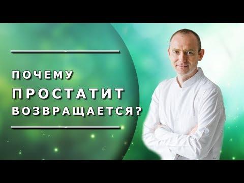 Обострение простатита. Причины и профилактика.