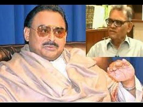 Altaf Hussain Robbed by Karachi Lawyer