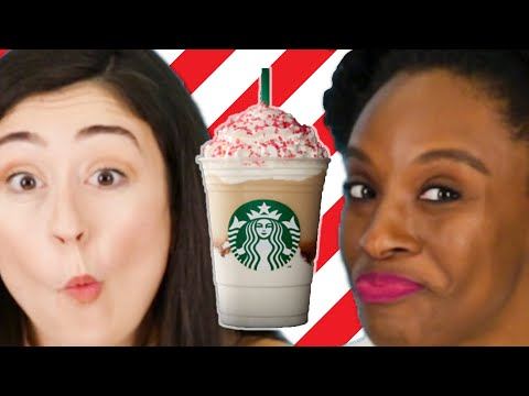 We Tried 15 Holiday Drinks From Starbucks