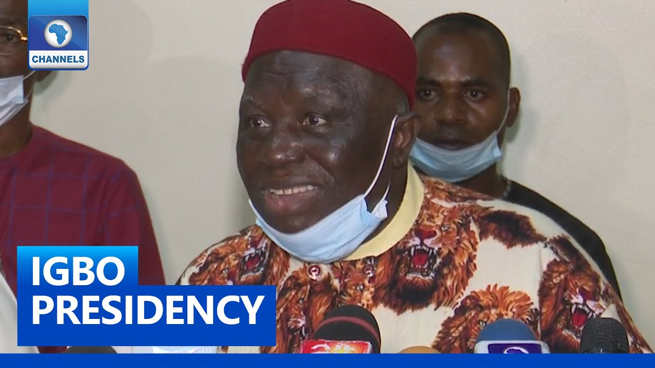 Download The Next President Of Nigeria Will Be From Igbo Land - Ohanaeze