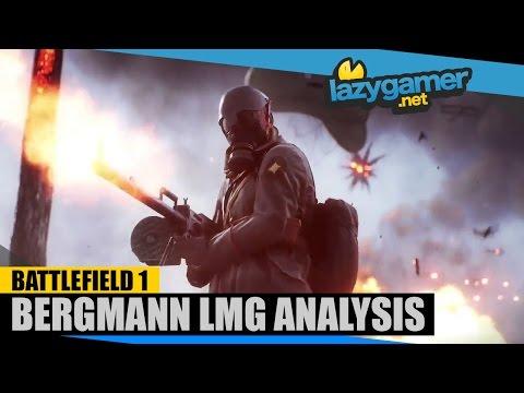 bergmann mg 15na machine gun
