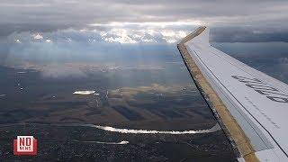 Sukhoi Superjet 100 с горизонтальными законцовками крыла. Испытания