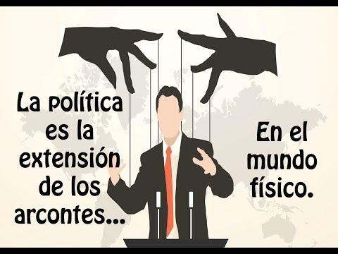EDUARDO COLETTO... La política es la extensión arconte en el mundo físico