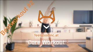 Beatworkout #2 Core Workout | No Equipment