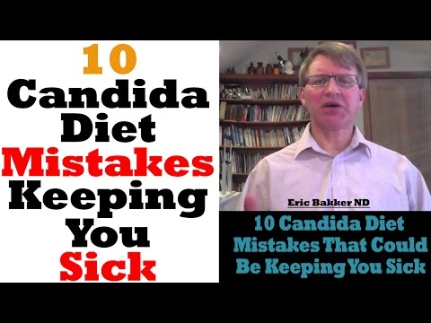 10 Candida Diet Mistakes That Could Be Keeping You Sick