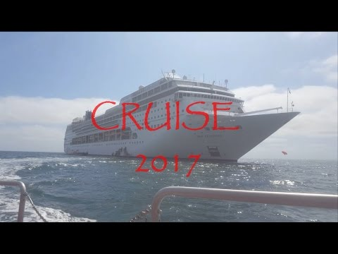 Cruise 2017 Onboard the MSC Sinfonia