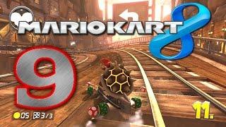 Let's Play Mario Kart 8 Online Part 9 Schätze in  Wario's Goldmine [60FPS/HD]