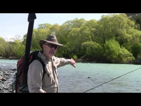 Spin Fishing the Hurunui - Complete Angler