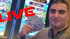 $5,500 Live STREAM Slot Play W/NG Slot ! High Limit Slot Machines