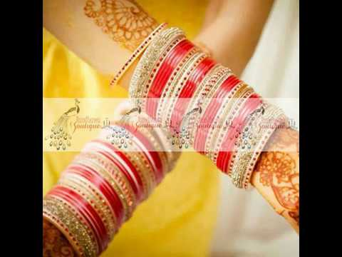 Top 20 Bridal Choora/Chura Designs 2018-19 /Latest Bridal Chura  Designs/Famous Choora/Choora Designs