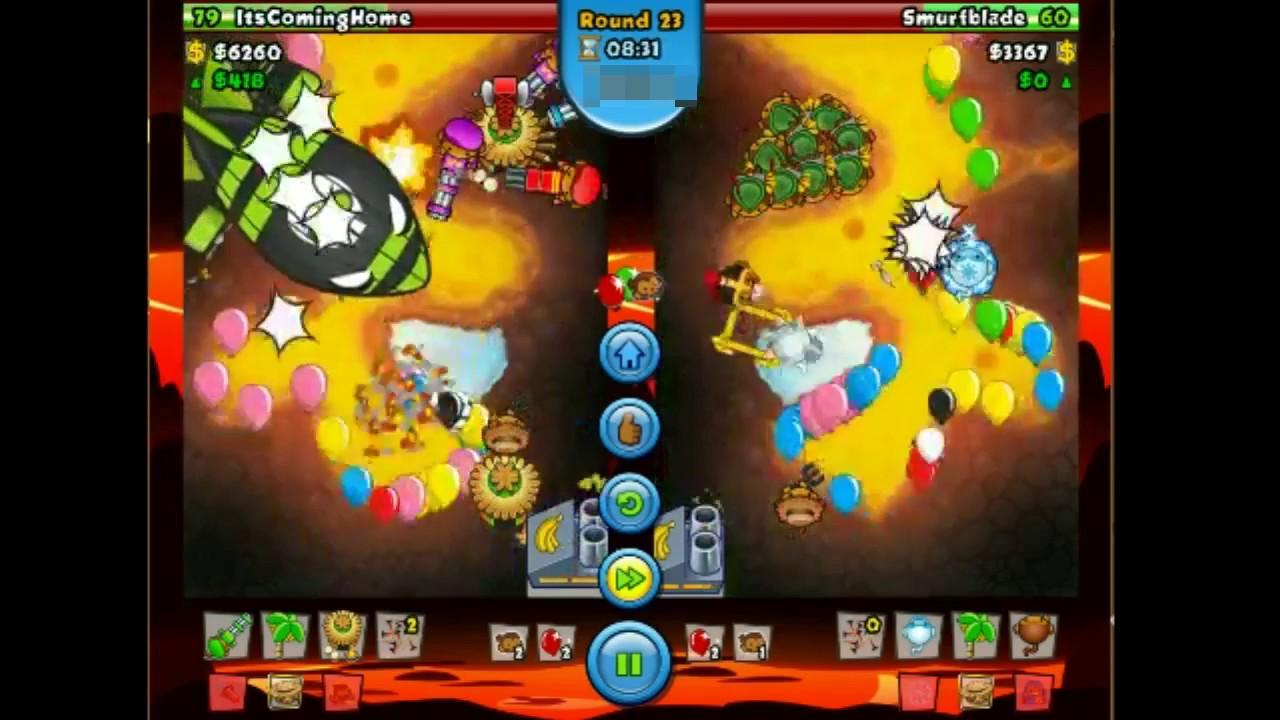 BTD Battles Mobile: Decent Boss Arena Games