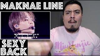 Baixar BTS MAKNAE LINE SEXY BACK FMV Reaction