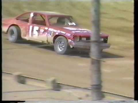 7-19-1987 Beckley Motor Speedway street stock heat race