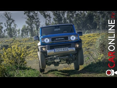 PURO e DURO | SUZUKI JIMNY 2019 [Review Portugal]