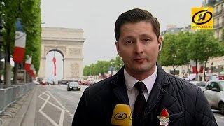 39 летний Макрон стал самым молодым президентом в истории Франции