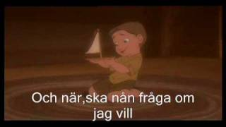 Treasure Planet-Im still Here (swedish)